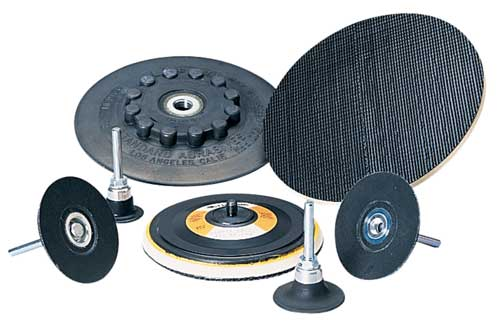 Standard Abrasives - Adapters For Flap Wheels