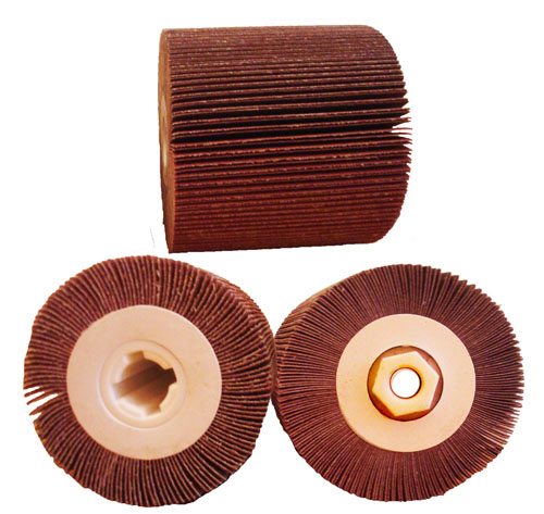 Abrasive Flap Drums
