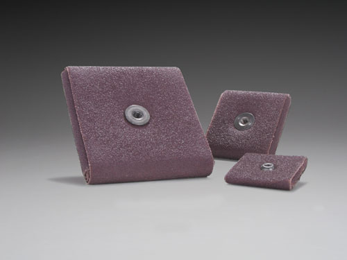 Merit Coated Abrasives Square Pads
