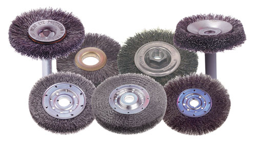 Osborn Wheel Brushes Crimped Wire Styles
