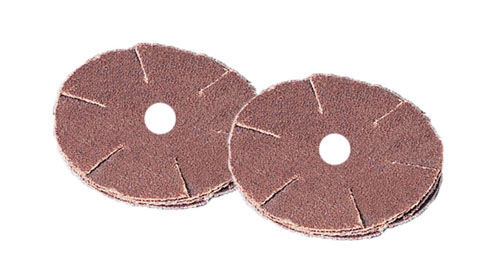 Standard Abrasives - Slotted Cloth Discs