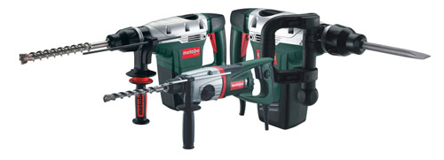 Metabo Power Tool Rotary Hammers