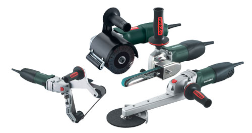 Metabo Power Tools for Stainless Steel - INOX