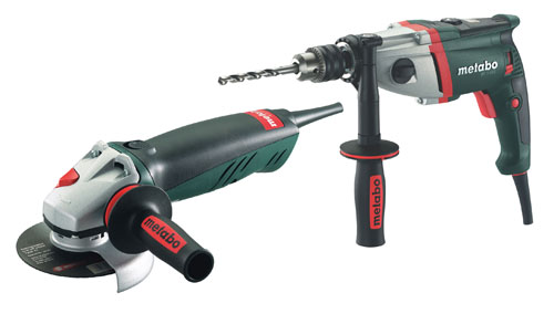 Metabo 220 Volt 50-60 C/S Power Tools