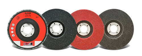 CGW Unitized Right Angle Grinder Wheels