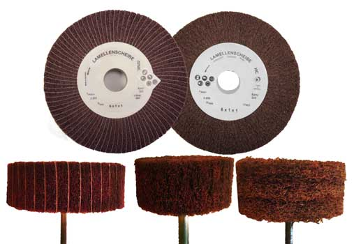 Surface Conditioning Wheels | Unmounted & Mounted