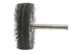"Weiler 17219 - 4"" .0118, 3/8"" Stem Bore-Rx Brush - 012382172190"