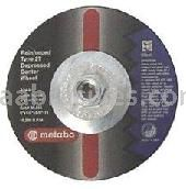 Metabo Abrasives 655299000 7x1/8x5/8-11 A30P - Cutting Wheel For Stainless Steel and Steel