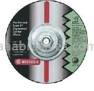 Metabo Abrasives 655610000 7x1/4x5/8-11 A36O - Grinding Wheel For SS and Steel